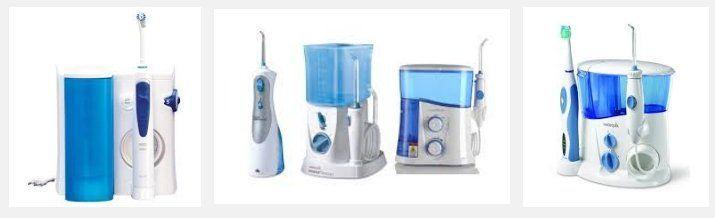 para que sirven los irrigadores dentales