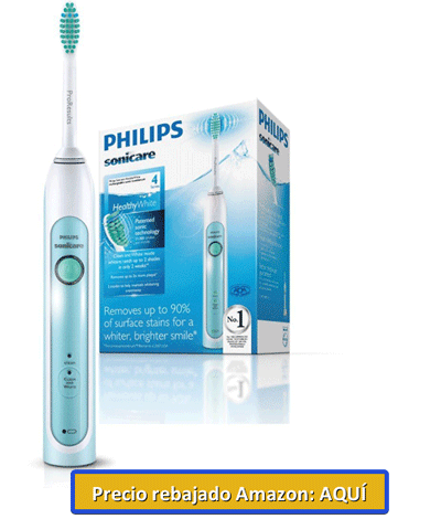cepillo dental philips hx 6711 en amazon