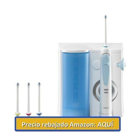 el mejor irrigador dental de oral b