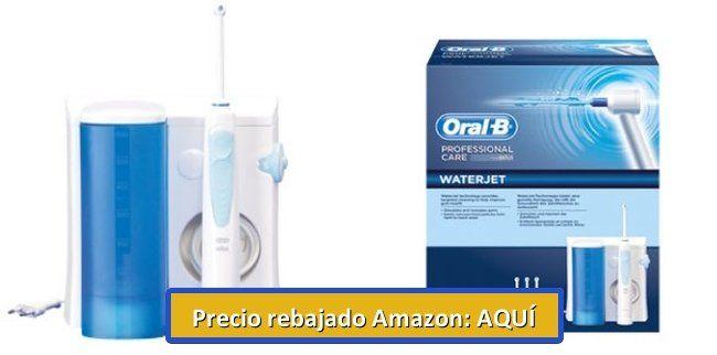 comprar waterjet de oralb