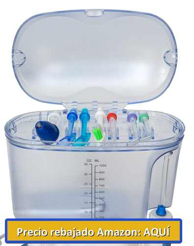 irrigador dental pro hc water